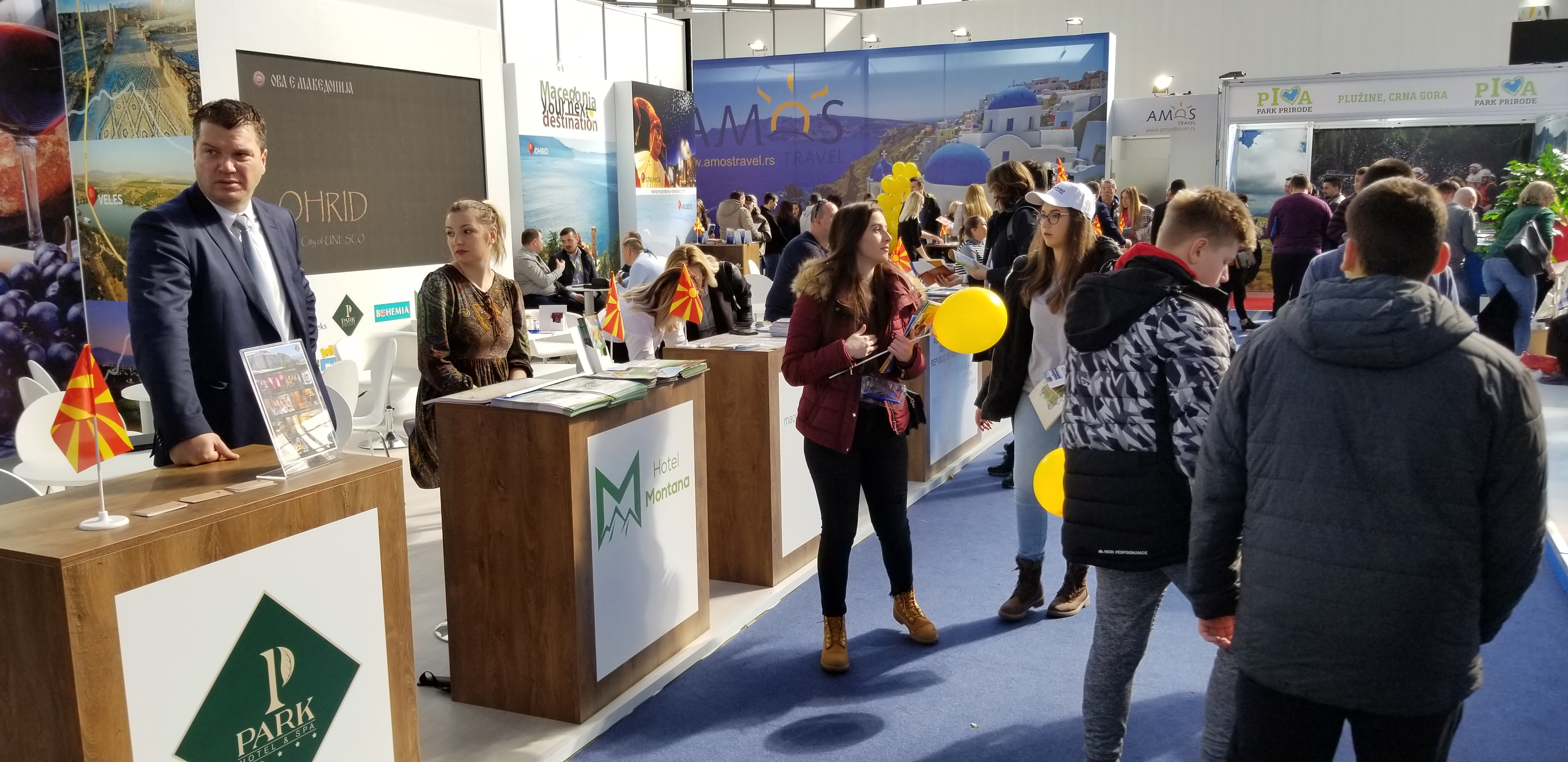Belgrade Tourism Fair 2019