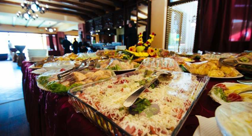 Special Krusevo Buffet Table